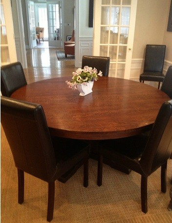 dining room table with 3 leaves home interiors