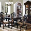 Tuscan style Dining Room furniture set
