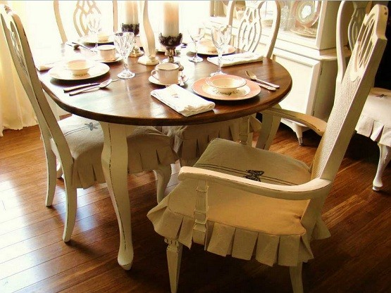 How To Choose Seat Covers for Dining Room Chairs