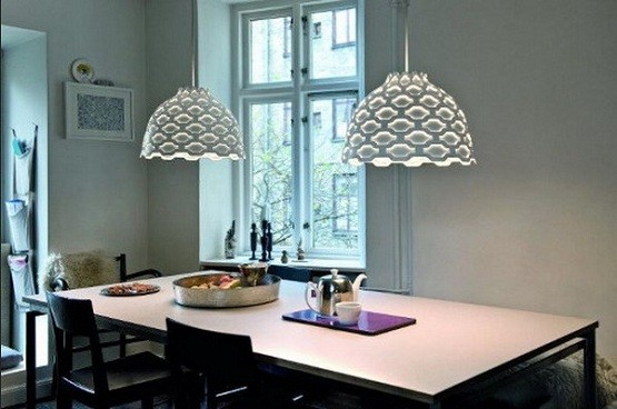 Contemporary Dining Room Lighting Ideas Modern Hanging Light For