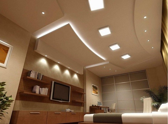 Beautiful Bedroom Ceiling Lights Ideas