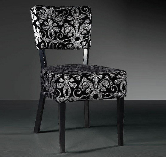 beautiful saffron low back dining chair home interiors
