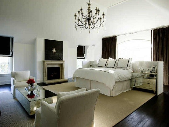 master bedroom chandelier lighting | home interiors