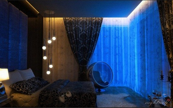 Phenomenal Decorative Lights For Bedroom Function And Types Home Interiors Largest Home Design Picture Inspirations Pitcheantrous