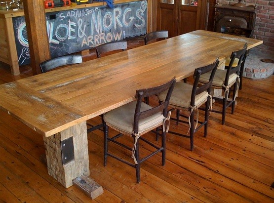 Simple reclaimed wood dining room table Home Interiors. Orlando Reclaimed Wood Tables Custom Wood Tables Shop Reclaimed