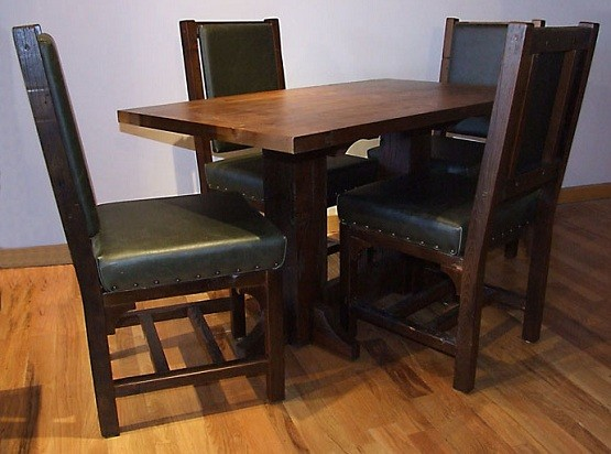reclaimed wood dining room table small reclaimed wood dining room