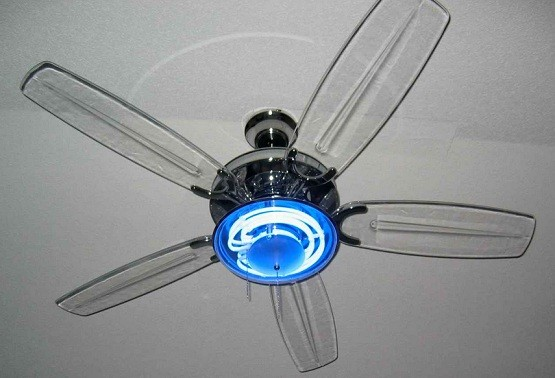 Bedroom-ceilling-fans-with-blue-neon-light Hampton Bay Ceiling Fan Wiring Diagram Blue Wire on