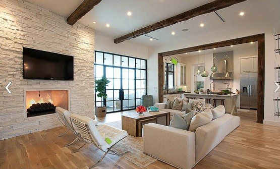 white brick wall living room white brick wall living room design home interiors 19439