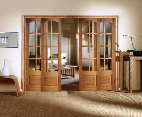 Interior Bifold Doors Installation Tips Home Interiors