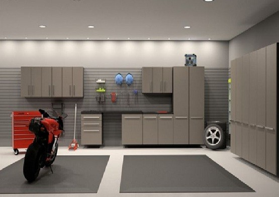 Garage Lighting Ideas To Make Your Garage More Perfect Home Interiors