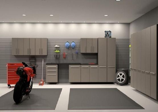 spacious garage lighting ideas | Garage Lighting Ideas To Make Your Garage More Perfect ...