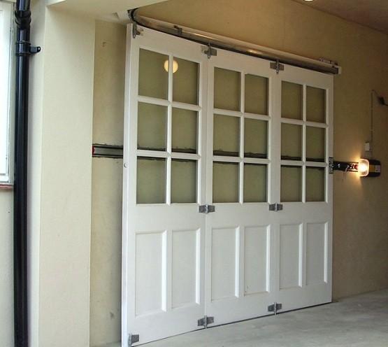 Types Of Sliding Garage Doors To Choose