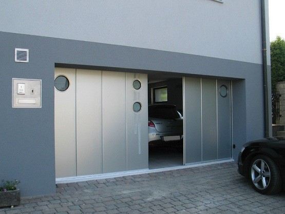 Types Of Sliding Garage Doors To Choose Home Interiors