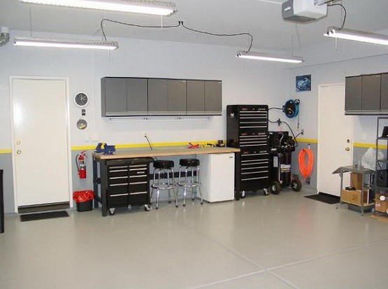 Garage Lighting Ideas To Make Your Garage More Perfect