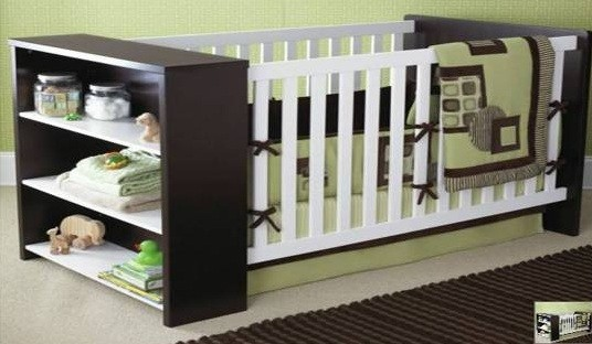 affordable modern baby cribs home interiors