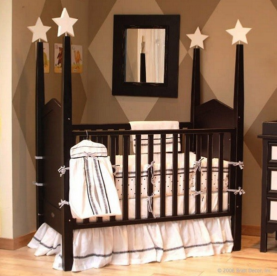 Unique And Affordable Baby Cribs Home Interiors