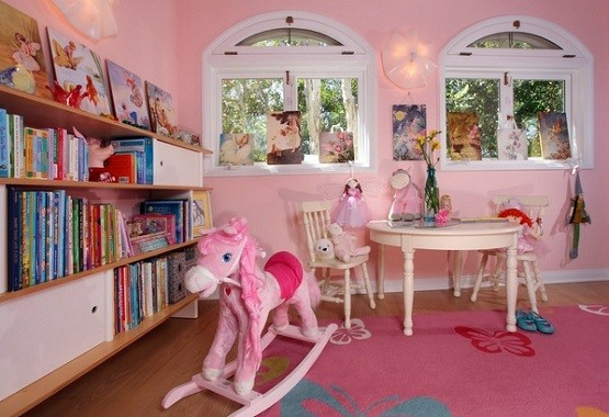 Girl playroom furniture and decorating ideas | Home Interiors