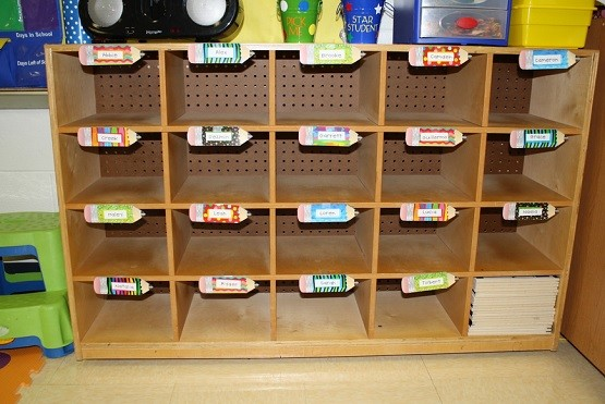 Students Cubbies Storage Solution For Kids
