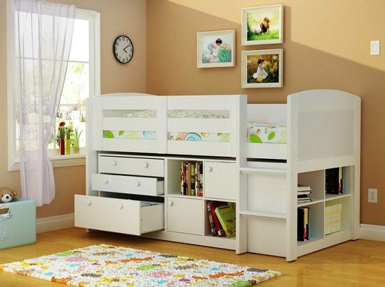 Twin Storage Beds For Kids And What You Need To Know