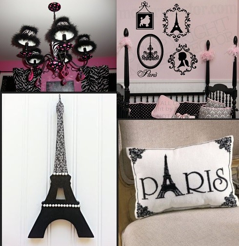 Paris Themed Bedrooms Ideas for Teen Girls   Accessories for Paris themed  girls bedrooms. Accessories for Paris themed girls bedrooms   Home Interiors