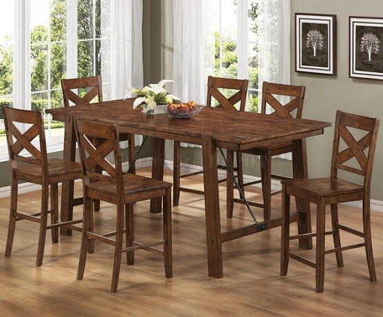 Counter Height Dining Room Sets Coaster Franklin Is Other Example That