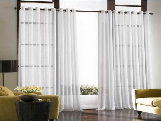 Curtains for Sliding Glass Doors Ideas on Your Living Room | Home ...