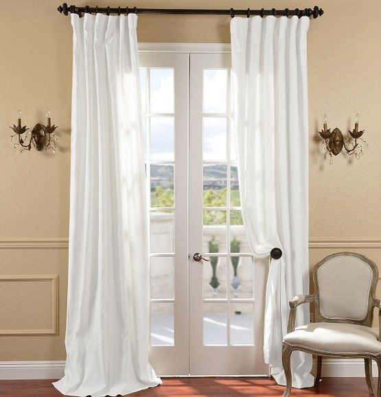 How To Choose Curtains For Patio Doors Home Interiors