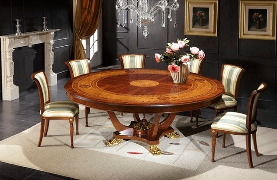 48 Best Chair Hire From Pollen4hire Images On Pinterest: 20 Amazing 72 Inch Round Dining Table Designs