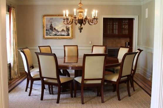 20 Amazing 72 Inch Round Dining Table Designs