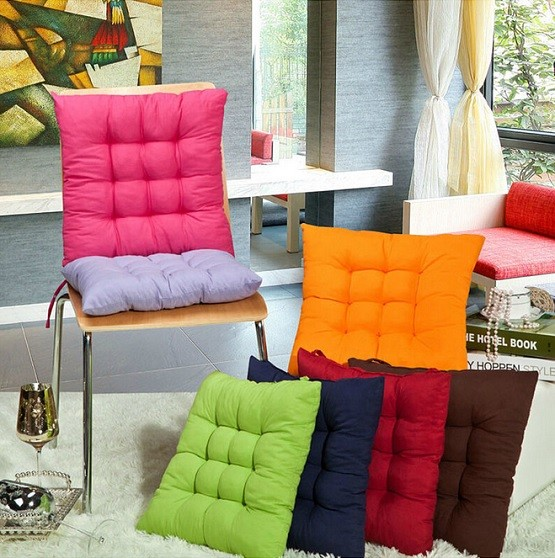Chair Cushions Dining Room: Dining Room Chair Cushions Styles And Shapes