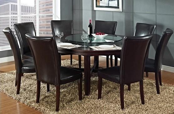 elegance design 72 round dining table | 20 Amazing 72 inch Round Dining Table Designs | Home Interiors