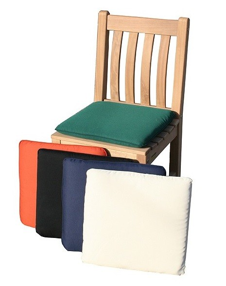 Dining room chair cushions styles and shapes home interiors for Dining room chair cushions
