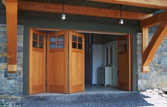 Garage Doors On Pinterest Wooden Garage Doors Garage
