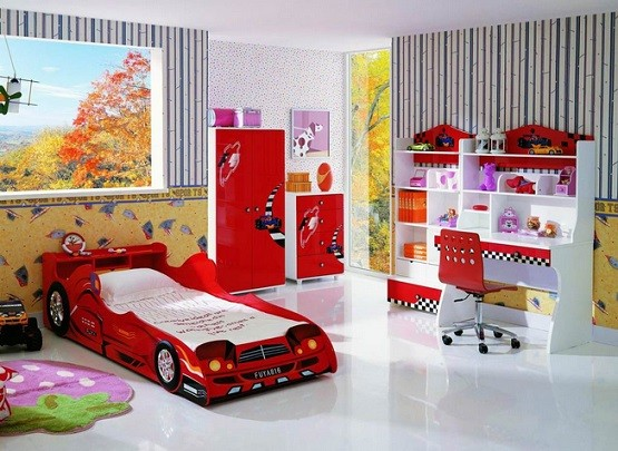 Awesome And Charming Toddler Boy Bedroom Ideas Home Interiors