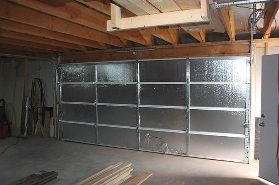 Easy Ways To Apply Garage Door Insulation Panels Home