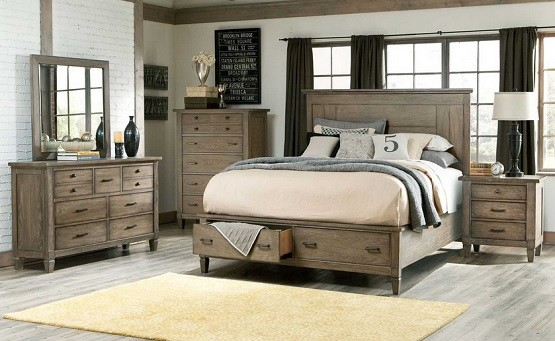 The Best Design Of Rustic Bedroom Furniture Sets Home Interiors