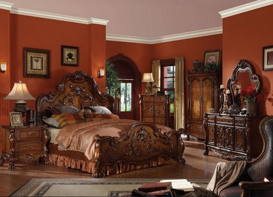 Best gothic bedroom furniture for your bedroom home for Medieval bedroom designs