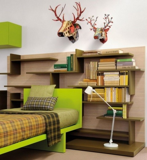 Minimalist teen boy bedroom furniture sets