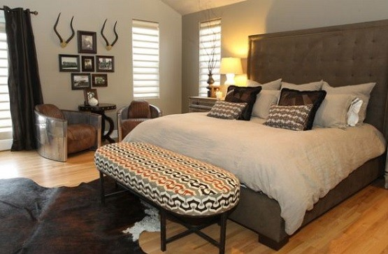 Bench For Bedroom Design Ideas For Perfect Room Decoration