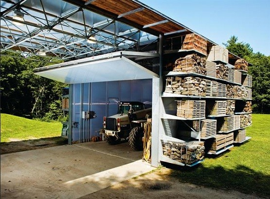 One Car Bi Fold Garage Doors Home Interiors