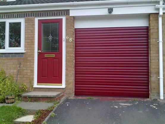 Roll Up Residential Garage Doors : Benefits of residential roll up garage doors home interiors