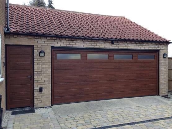Standard Garage Door Sizes – Find The Ideal size | Home Interiors