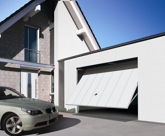 Standard Up and Over garage door sizes