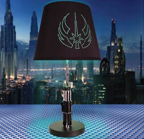 Star wars bedroom table lamp