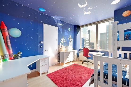 Star Wars Room Decor Curious Ways To Make Kid S Bedroom Look Awesome Home Interiors