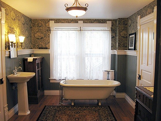 Bathroom ceiling light fixtures the advantages and for Master bathroom fixtures
