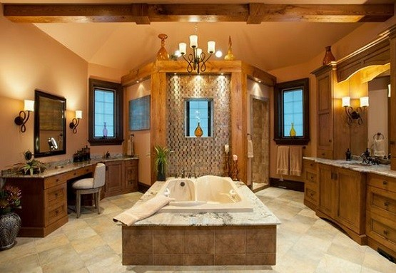 Bathroom Ceiling Light Fixtures The Advantages And