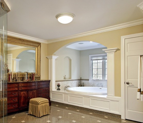 Bathroom Ceiling Light Fixtures – The Advantages and Choosing Tips ...