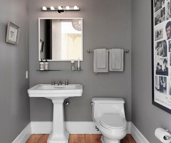 Small Bathroom Paint Ideas, Tips and How to | Home Interiors
