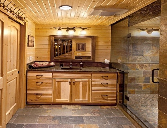 Country Kitchen Wood Decor